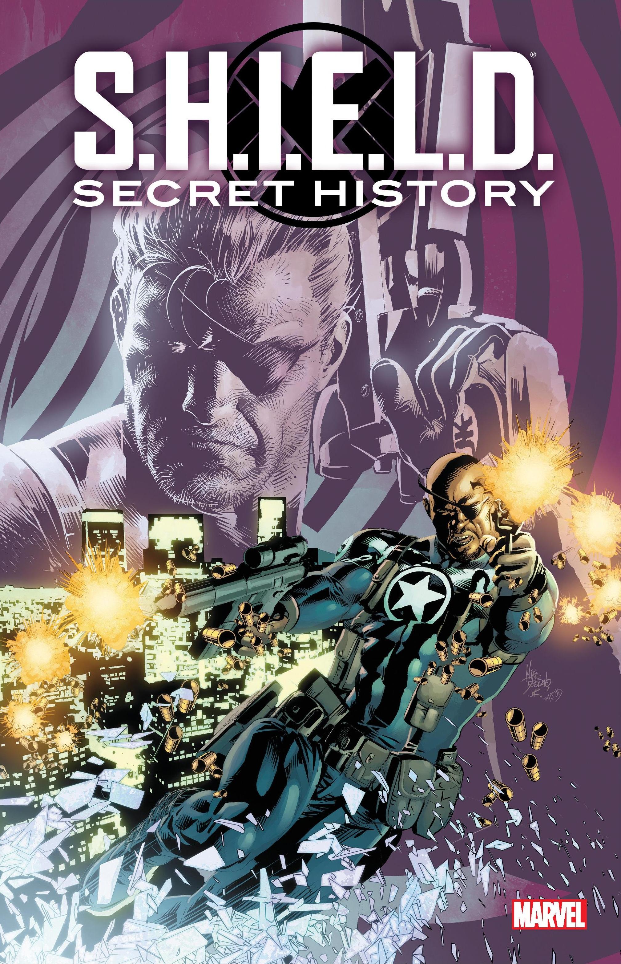 S.H.I.E.L.D.: SECRET HISTORY TPB (Trade Paperback)