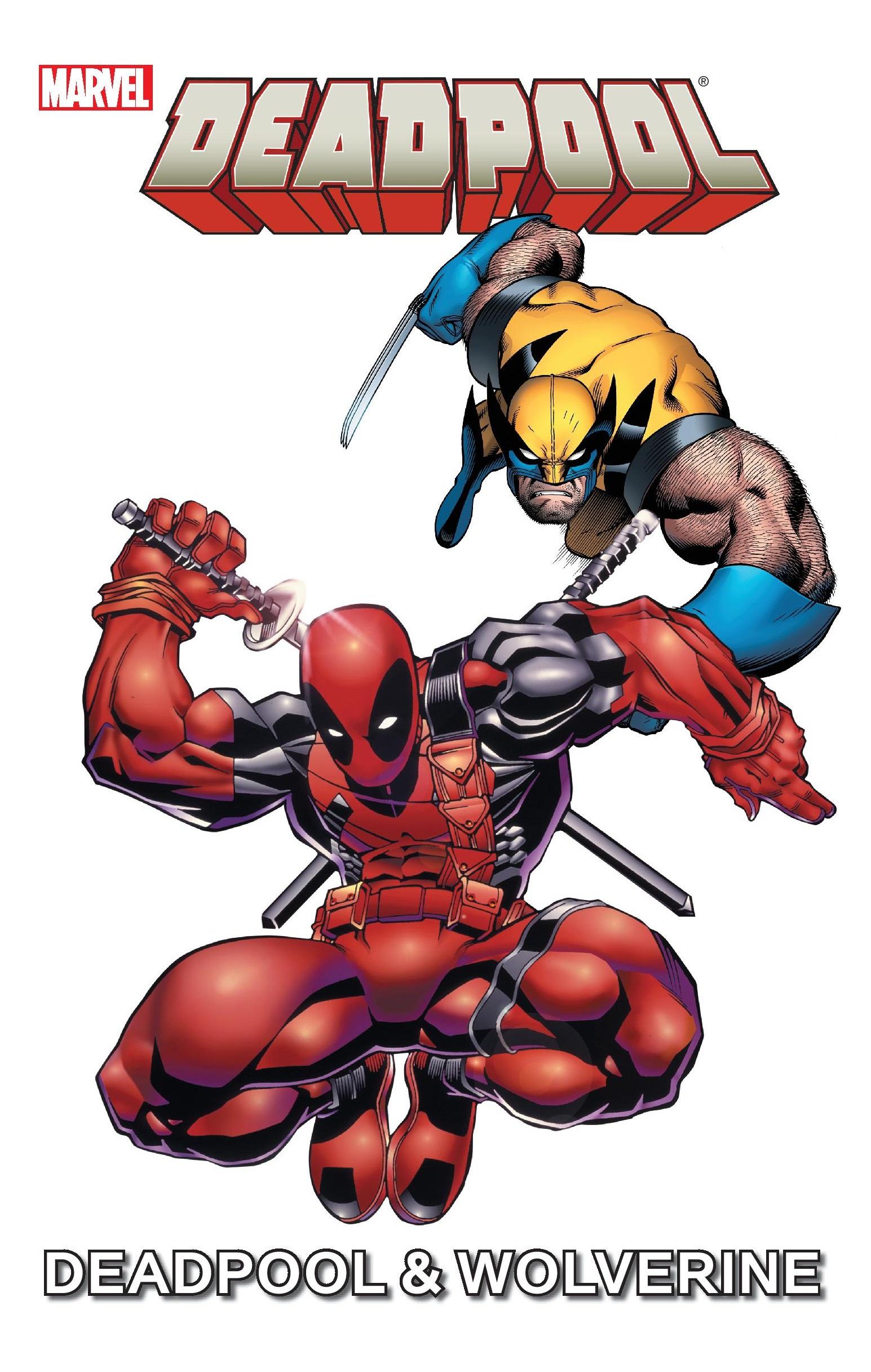 Marvel Universe Deadpool & Wolverine (Digest)