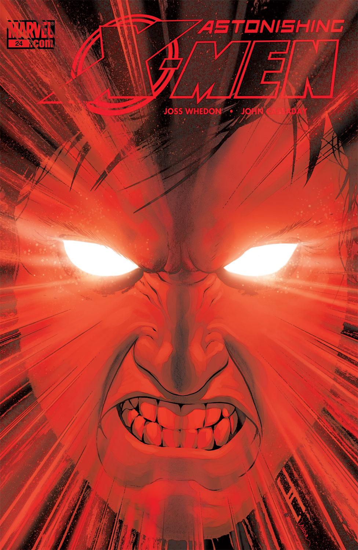 Astonishing X-Men (2004) #24
