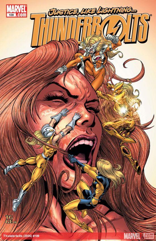 Thunderbolts (2006) #109