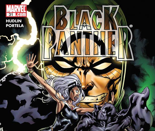 Black Panther (2005) #31