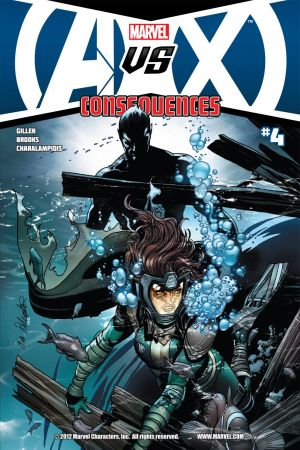 Avengers Vs. X-Men: Consequences #4