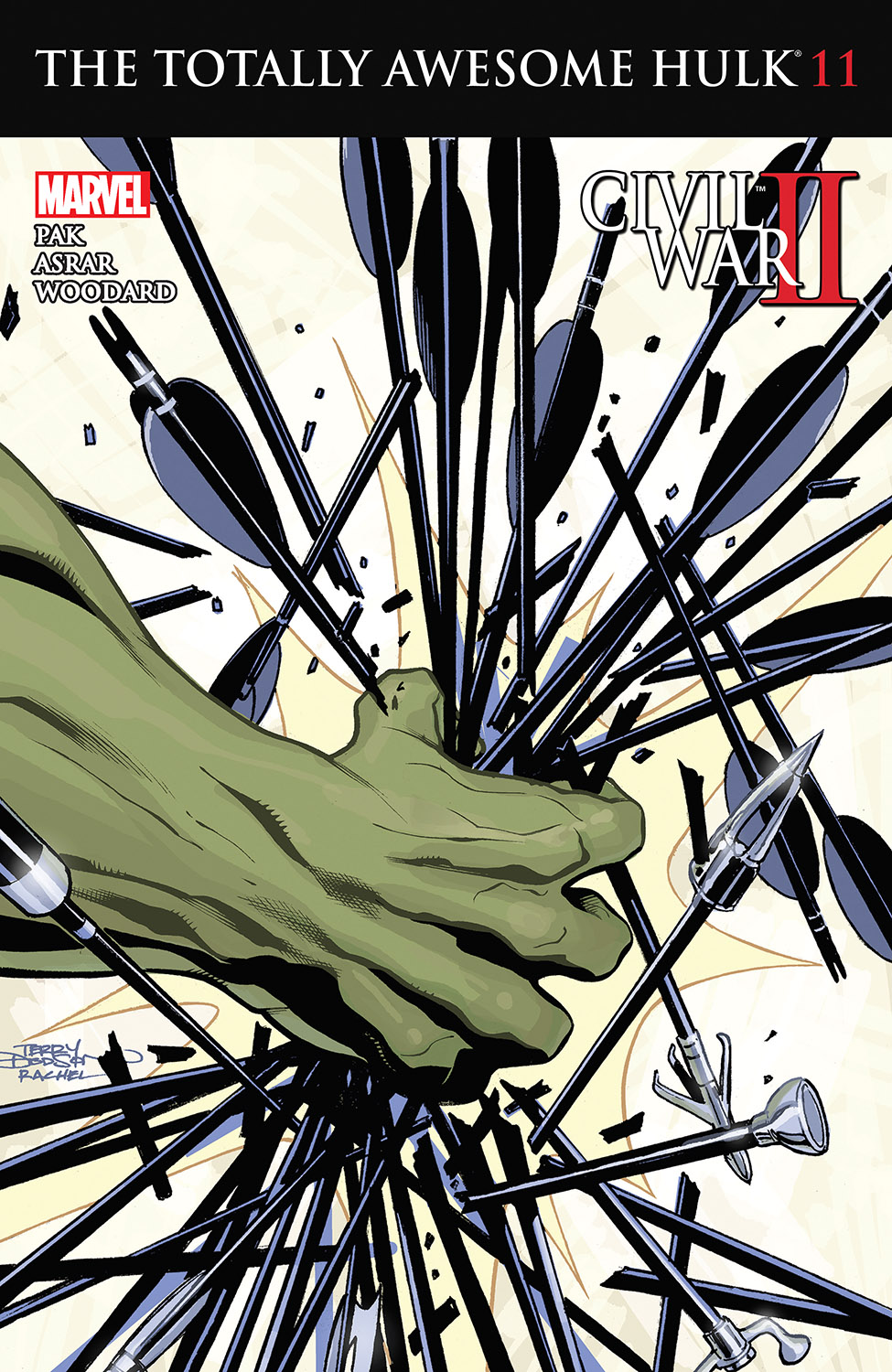 The Totally Awesome Hulk (2015) #11