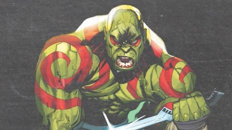 The Destroyer - Drax - Marvel 101