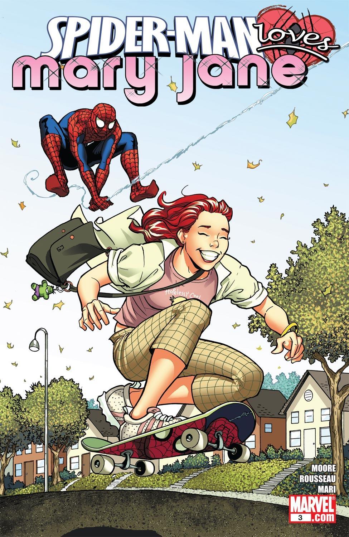 Spider-Man Loves Mary Jane (2008) #3