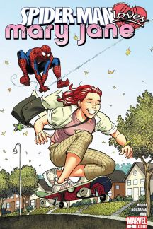 Spider-Man Loves Mary Jane #3