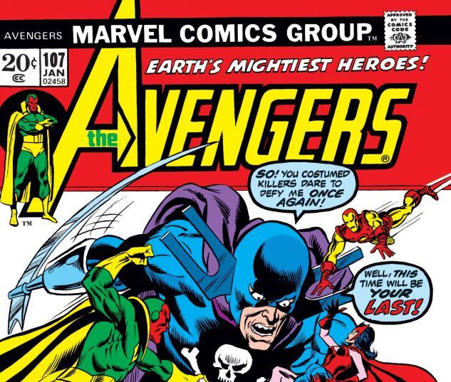 AVENGERS (1963) #107