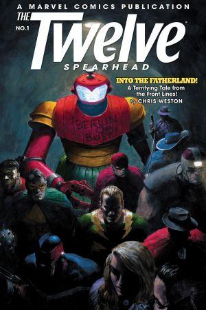 The Twelve: Spearhead #1