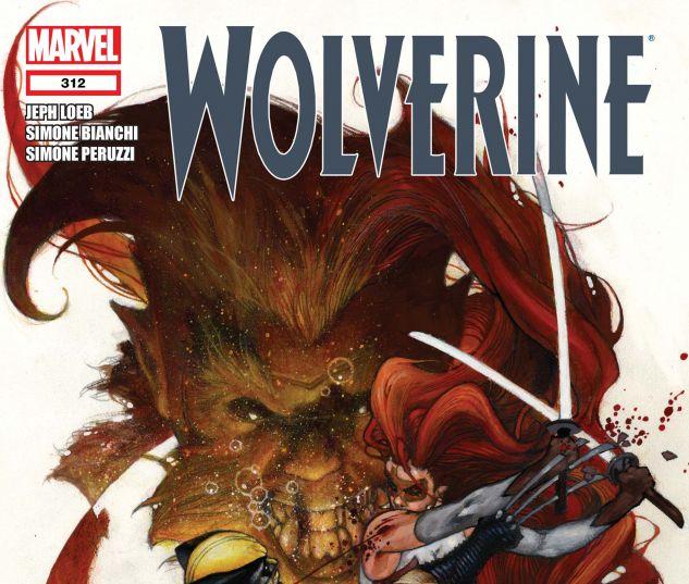 WOLVERINE (2010) #312