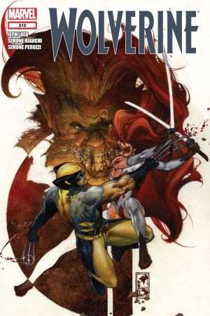Wolverine #312