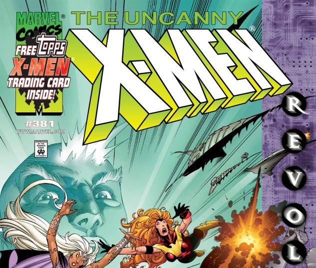 UNCANNY X-MEN (1963) #381