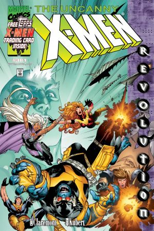 Uncanny X-Men #381