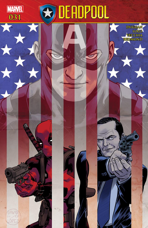 Deadpool (2015) #31