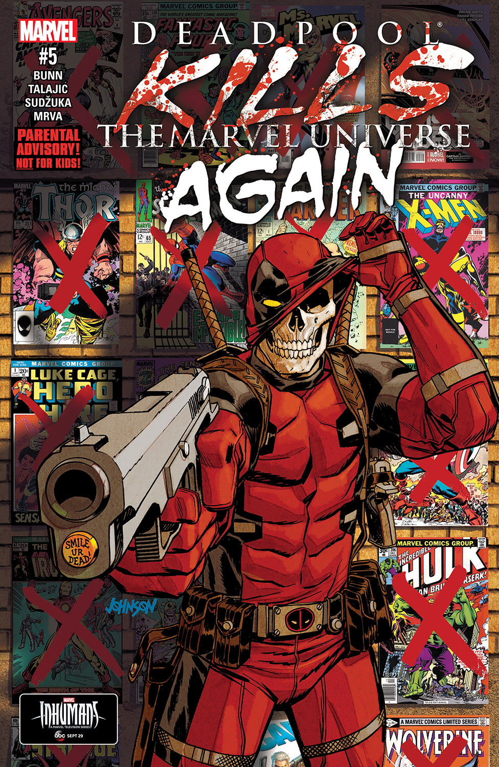 Deadpool Kills the Marvel Universe Again (2017) #5