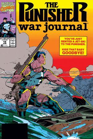 Punisher War Journal (1988) #19