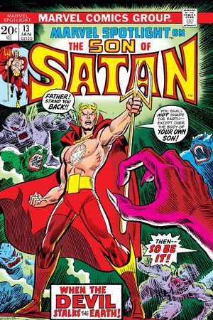 Marvel Spotlight (1971) #13