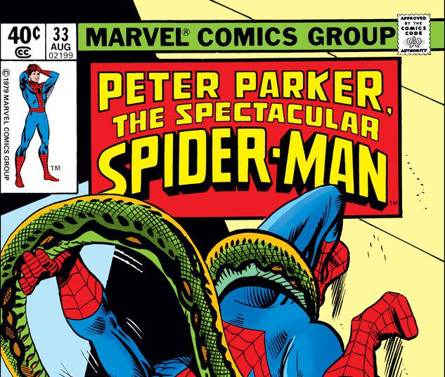 Peter Parker, the Spectacular Spider-Man #33