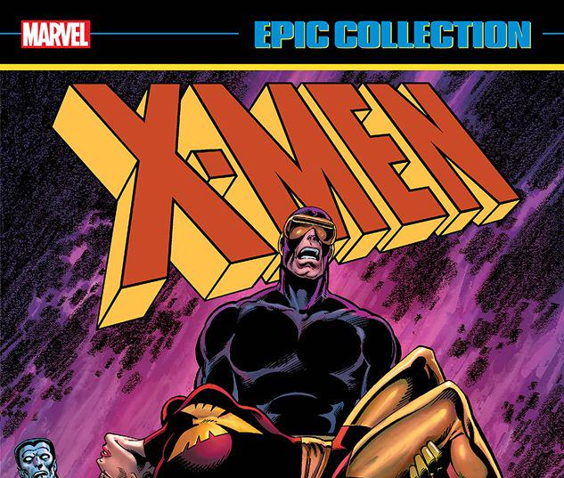 X-MEN EPIC COLLECTION: THE FATE OF THE PHOENIX TPB #1
