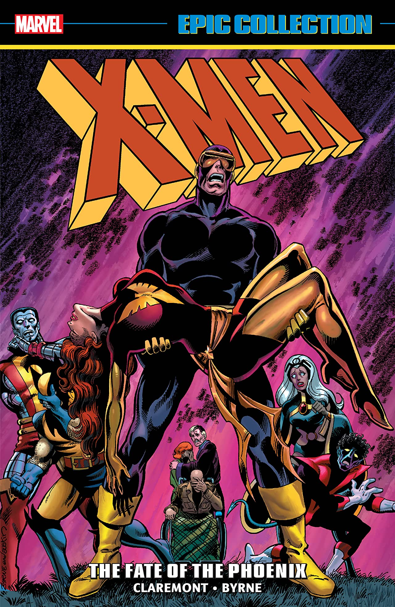 X-Men Epic Collection: The Fate Of The Phoenix (Trade Paperback)