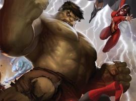 Incredible Hulks (2009) #607, MCGUINNESS VARIANT