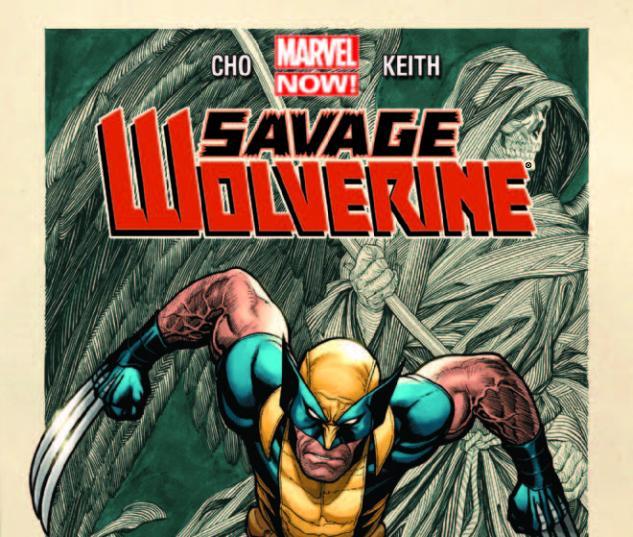 SAVAGE WOLVERINE 3 (NOW, WITH DIGITAL CODE)