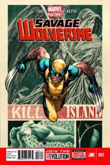 Savage Wolverine (2013) #3