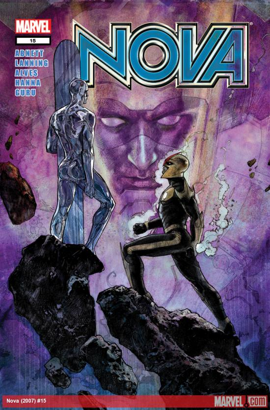 Nova (2007) #15