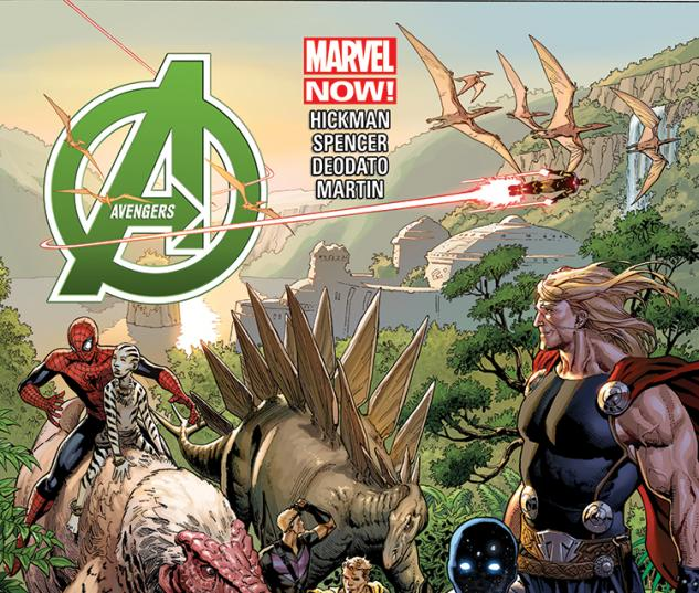 AVENGERS 12 (NOW, WITH DIGITAL CODE)