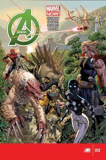 Avengers (2012) #12