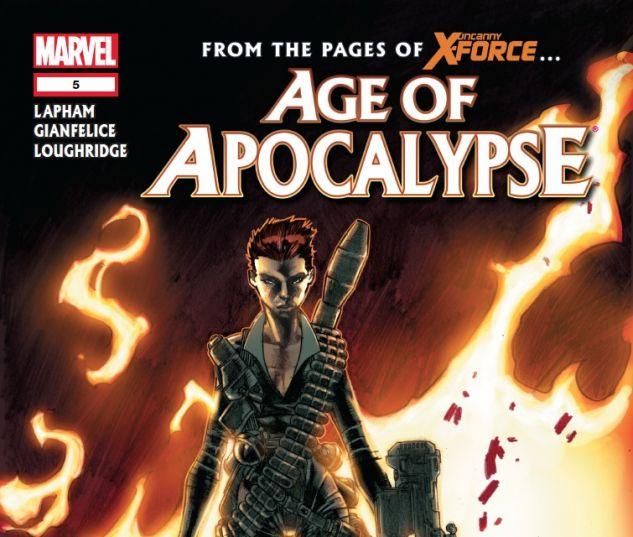 Age of Apocalypse (2012) #5
