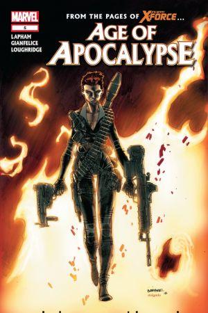 Age of Apocalypse (2011) #5