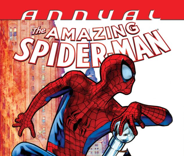 AMAZING SPIDER-MAN ANNUAL 1 (WITH DIGITAL CODE)