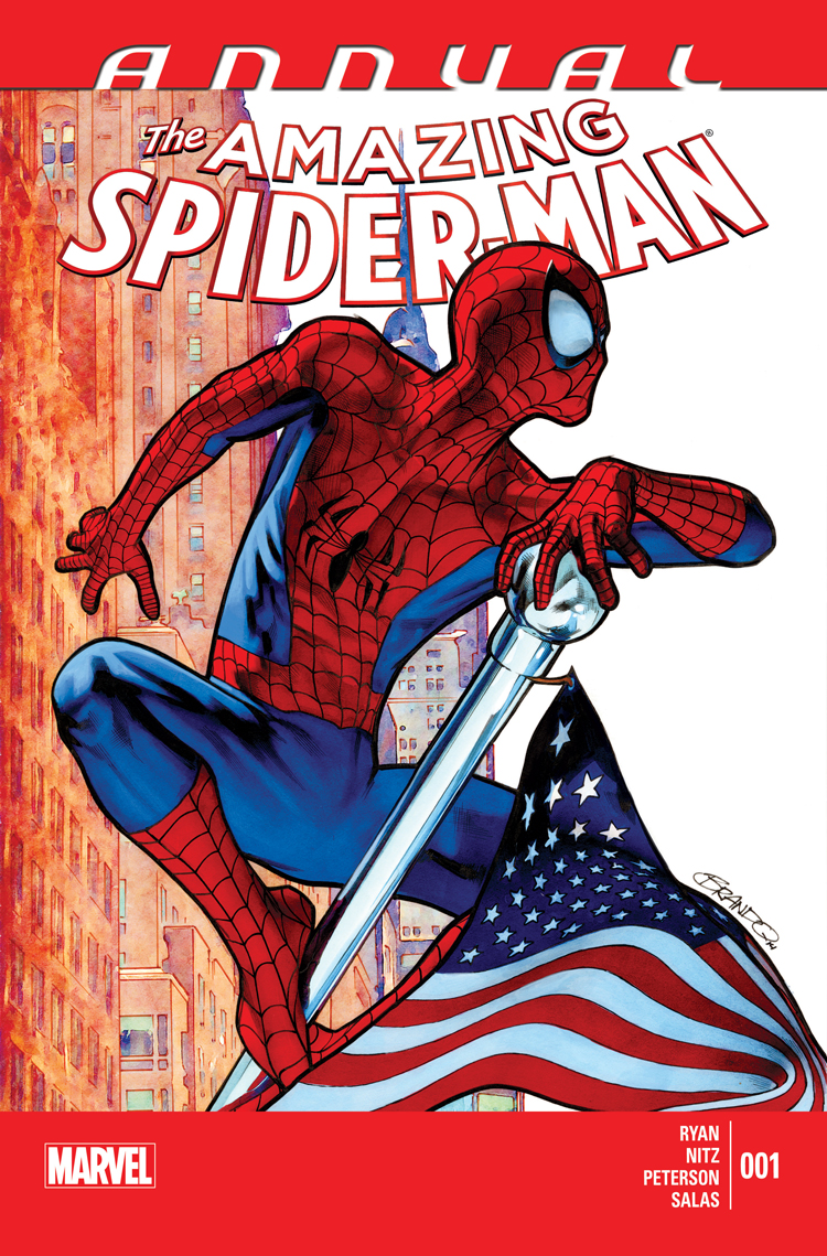 Amazing Spider-Man Annual (2014) #1