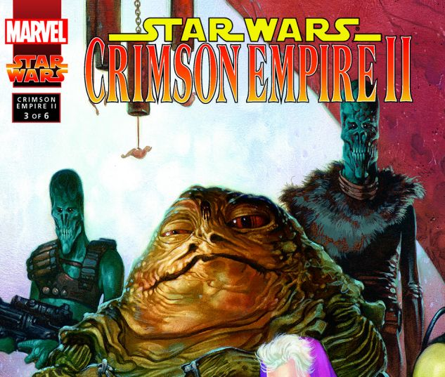 Star Wars: Crimson Empire II - Council Of Blood (1998) #3