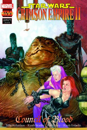 Star Wars: Crimson Empire Ii - Council Of Blood #3