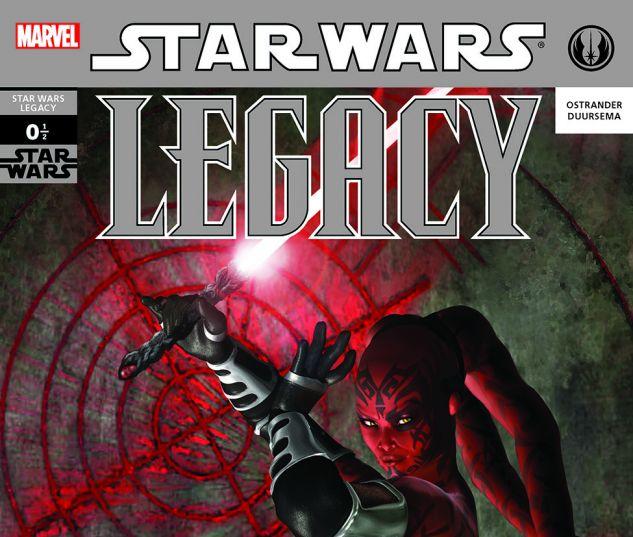 Star Wars: Legacy (2006) #0.5
