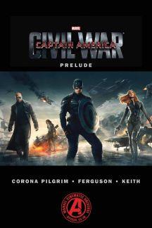 Marvel's Captain America: Civil War Prelude #3