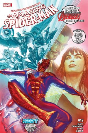 The Amazing Spider-Man (2015) #12