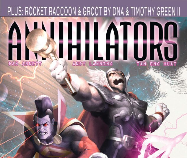 Annihilators (2010) #4