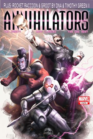 Annihilators #4