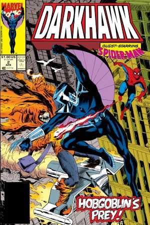Darkhawk (1991) #2