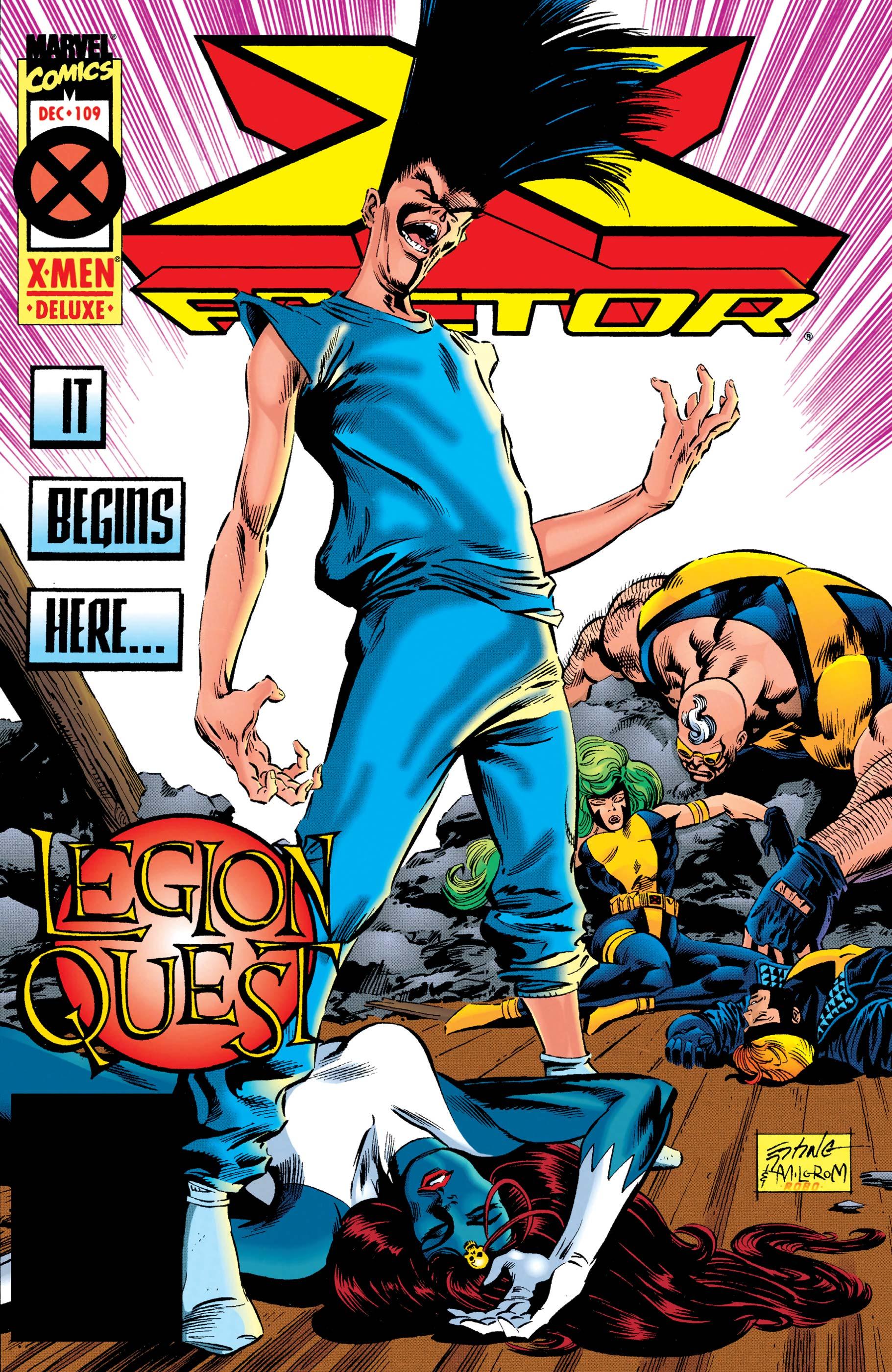 X-Factor (1986) #109