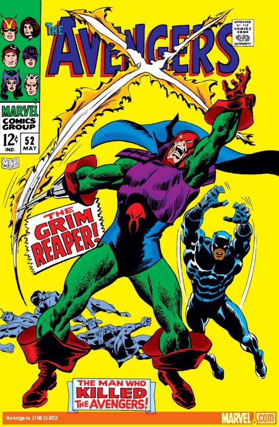 Avengers (1963) #52