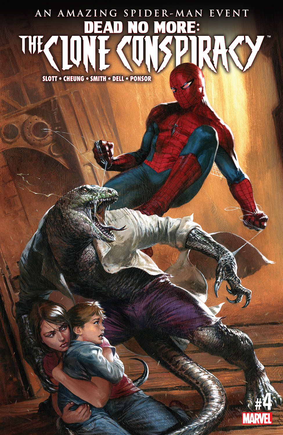 The Clone Conspiracy (2016) #4