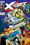 X-Force (1991) #20