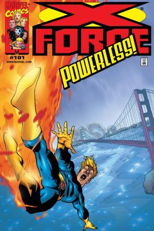 X-Force (1991) #101