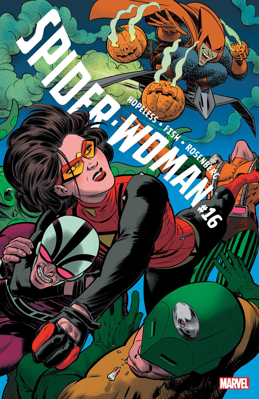 Spider-Woman (2015) #16
