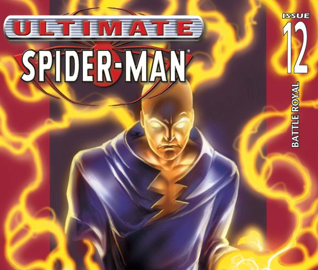 Ultimate Spider-Man (2000) #12