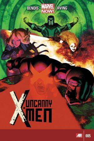 Uncanny X-Men (2013) #5
