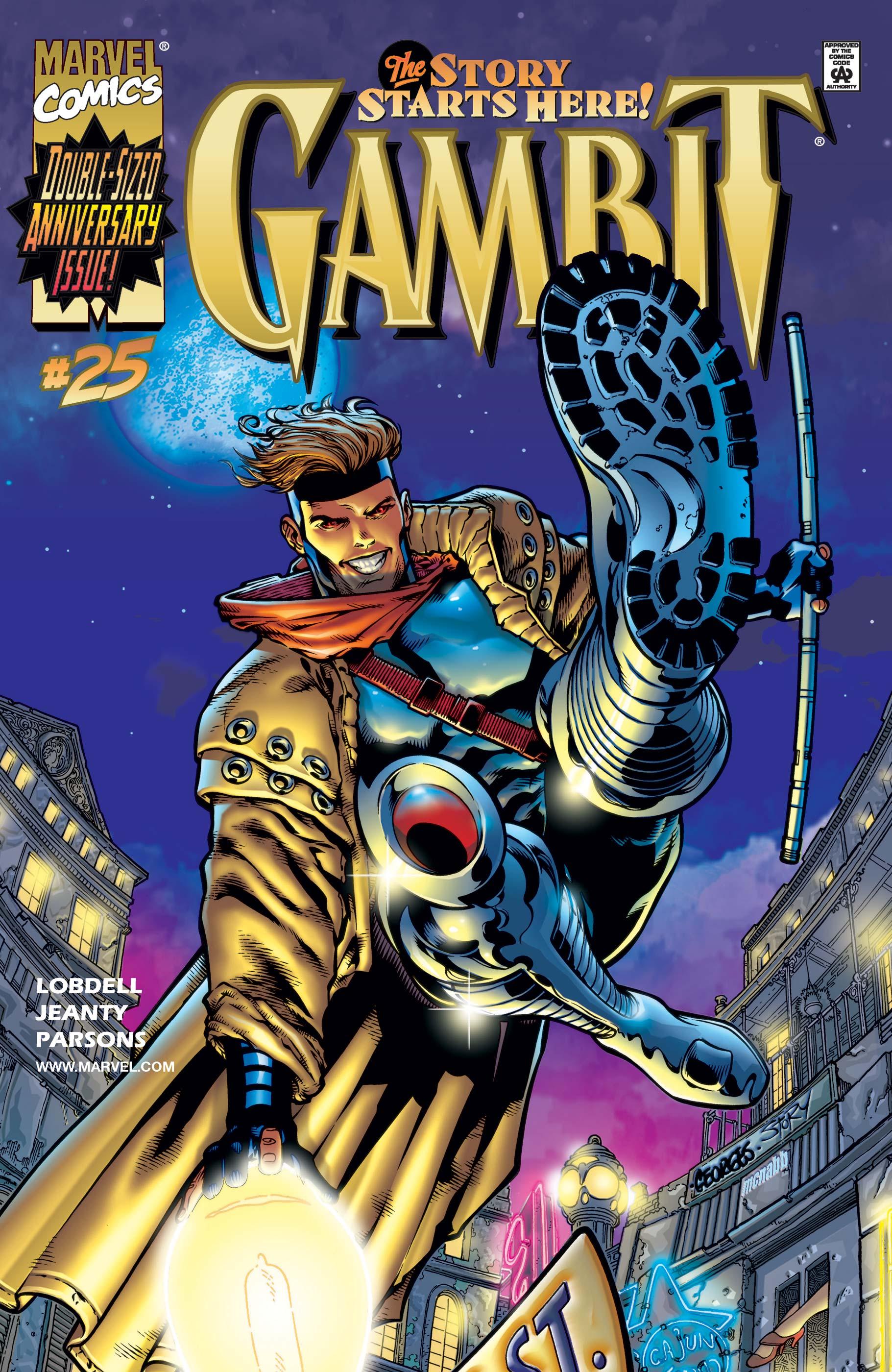 Gambit (1999) #25